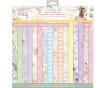 Crafter's Companion Garden Party 12x12 Inch Paper Pad (S-GP-PAD12)