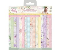 Crafter's Companion Garden Party 6x6 Inch Paper Pad (S-GP-PAD6)