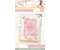 Crafter's Companion Garden Party Metal Die Summertime Pennant (S-GP-MD-SUMP)