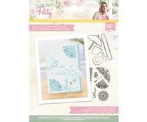 Crafter's Companion Garden Party Stamp & Die Dainty Lace (S-GP-STD-DAINL)