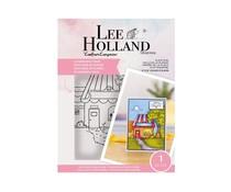 Crafter's Companion Lee Holland Clear Stamps Flower Boutique (LH-STP-FLOWB)