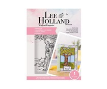 Crafter's Companion Lee Holland Clear Stamps Treehouse (LH-STP-TREEH)