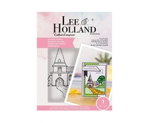 Crafter's Companion Lee Holland Clear Stamps Village Church (LH-STP-VILCH)