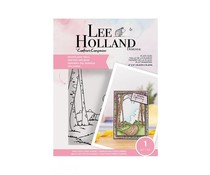 Crafter's Companion Lee Holland Clear Stamps Woodland Trail (LH-STP-WOODT)