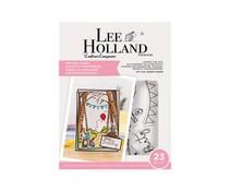Crafter's Companion Lee Holland Stamp & Die Birthday Wishes (LH-STD-BIRWI)