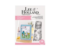 Crafter's Companion Lee Holland Stamp & Die Family Time (LH-STD-FAMTI)