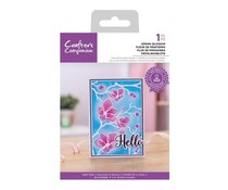 Crafter's Companion Spring Blossom Clear Stamps (CC-STP-SPBL)