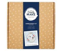 Simply Make Embroidery Kit Unicorn (DSM 106044)