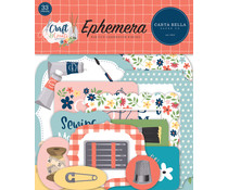 Carta Bella Craft & Create Ephemera (CBCR137024)