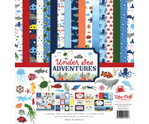 Echo Park Under Sea Adventures 12x12 Inch Collection Kit (USA245016)
