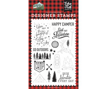Echo Park Seek Out Adventure Clear Stamps (LGC246044)