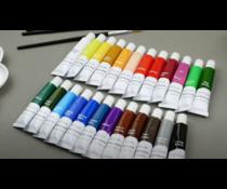 Trimcraft Nova Premium Watercolour Paints (24pcs) (NVMX011)