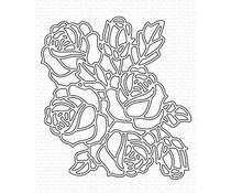 My Favorite Things Graphic Roses Die-namics (MFT-2017)