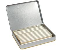 Aladine Wax Pearly White Sticks Box (20pcs) (72412)