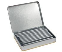 Aladine Wax Silver Sticks Box (20pcs)