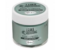 Aladine Izink Embossing Powder Pastel Blue (25ml) (10225AL)