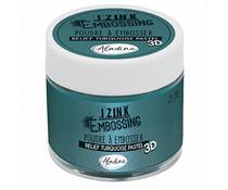 Aladine Izink Embossing Powder Pastel Turquoise (25ml) (10220AL)