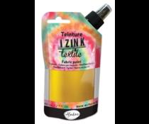Aladine Izink Textile Dye Gold (80ml) (82086)