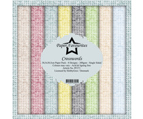 Paper Favourites Crosswords 12x12 Inch Paper Pack (PF371)