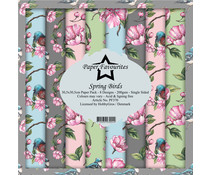 Paper Favourites Spring Birds 12x12 Inch Paper Pack (PF370)