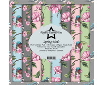 Paper Favourites Spring Birds 6x6 Inch Paper Pack (PF170)