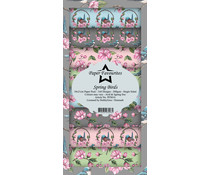 Paper Favourites Spring Birds Slim Paper Pack (PFS016)
