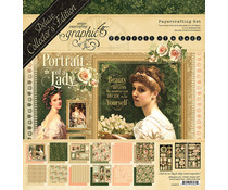 Graphic 45 Portrait of a Lady Deluxe Collector's Edition (4502273)