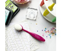 Time For Tea Beautiful Blender Brush Large Hot Pink (T4T/736/Ble/Hot)