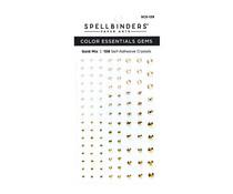 Spellbinders Gold Mix Color Essentials Gems (SCS-129)