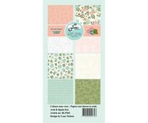 By Lene My Happy Garden Slim Card (BLP202)