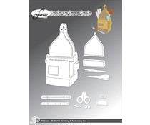 By Lene Craft Tote Cutting & Embossing Dies (BLD1363)