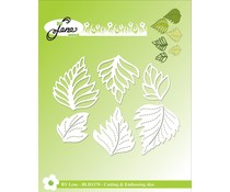 By Lene Leaves Cutting & Embossing Dies (BLD1370)