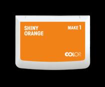 Colop Shiny Orange MAKE1 Inkpad (155217)