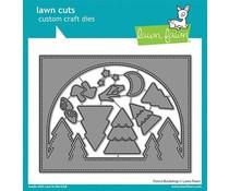 Lawn Fawn Forest Backdrop Dies (LF2611)