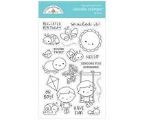 Doodlebug Design Oh Boy! Doodle Stamps (6331)