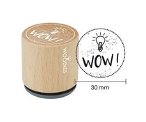 Woodies Wow! Rubber Stamp (WE1303)