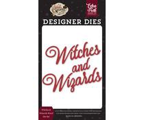 Echo Park Witches & Wizards Word Designer Dies (WIW247042)