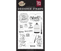 Echo Park You Are Magic Clear Stamps (WIW247044)