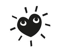 Nio Shiny Heart Blink Standard Design (NI2001)