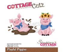 Scrapping Cottage Playful Piggies (CC-900)