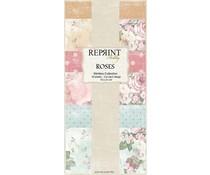 Reprint Roses Slimline Paper Pack (RPS001)