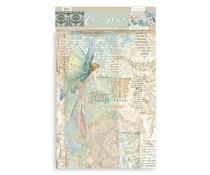 Stamperia Clear Prints A4 Sleeping Beauty (SBA410)
