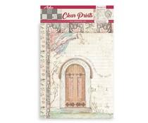 Stamperia Clear Prints A4 Alice (SBA412)