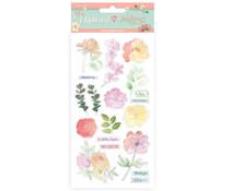 Stamperia Chipboard 15x30cm Celebration Flowers (DFLCB29)