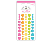 Doodlebug Design Bright Assortment Sprinkles (7247)