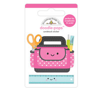 Doodlebug Design Craft Caddy Doodle-Pops (7255)