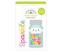 Doodlebug Design Sequin Jar Shaker-Pops (7259)