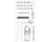 My Favorite Things Little Helper Clear Stamps (BB-124)