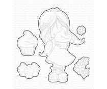 My Favorite Things Cupcake Cutie Die-namics (MFT-2043)