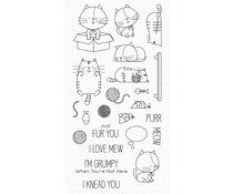 My Favorite Things I Knead You Clear Stamps (BB-126)